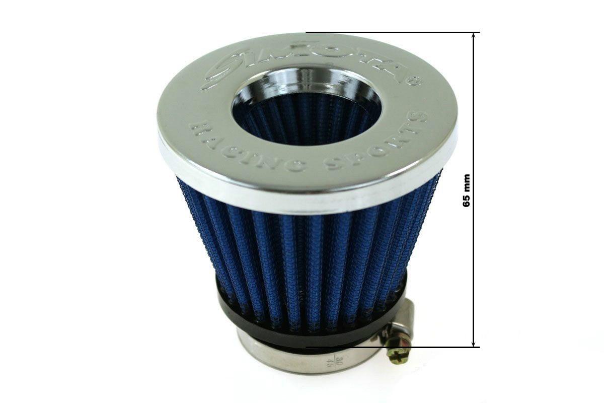 Moto Filtr stożkowy SIMOTA 26mm JAU-MK31209-20 - GRUBYGARAGE - Sklep Tuningowy